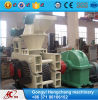 Conveniente Funcionamiento de la máquina de lodos en polvo Briquetas