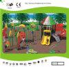 Conjunto que sube del patio de los niños de tamaño mediano de Kaiqi - muchos colores disponibles (KQ30103A)