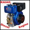 Luft abgekühlte Dieselmotor-einzelne Zylinder-Triebwerk-Maschine