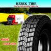 18pr tout le pneu radial en acier de camion de tube