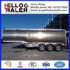 ステンレス鋼Ss304の化学薬品の輸送のタンカーのトレーラーを磨く35000Lミラー