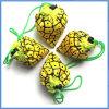 Figura della frutta di modo che piega i sacchetti di acquisto riutilizzabili dei sacchetti di figura riutilizzabile dell'ananas