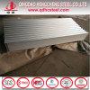 波形のGalvalumeの屋根の鋼鉄材料