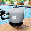 Filtro de areia da piscina da pressão