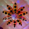 La lumière gonflable de fleur de décoration de nouvelle conception (BMDL129)