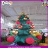 Árbol de Navidad inflable caliente para la decoración del día de fiesta de la Navidad