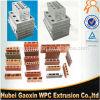 Chinahohles Decking-Form-/WPC-Fußboden-Strangpreßverfahren