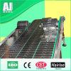Transportband van het Latje van de Scharnier van de Ketting van het roestvrij staal de Enige met Hoge Werkende Lading