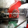 GlasBreaking Machinery Hammer Mill mit ISO-CER Certifiction