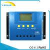 PWM G60 des Sonnenkollektor-12V/24V Ladung-Controller Zelle PV-30A