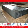 Hoja de acero acanalada galvanizada sumergida caliente 120G/M2