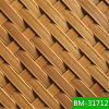 Rattan Furniture를 위한 SGS Tested Artificial Flat Peel Fiber Wicker Material