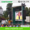 Tela ao ar livre do vídeo do diodo emissor de luz da cor cheia de Chisphow Rr6 IP65