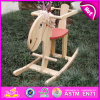 2015 Promotional novo Wooden Horse Toys, Educational Fun Craft Rocking Horse, Cool e Excellent Workmanship Ride em Toy Wj276254