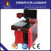 máquina Hunst de la marca del laser de la fibra 20W