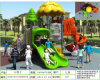 Campo da giuoco di avventura dei bambini futuristici di medie dimensioni di serie di Kaiqi (XBSK0227B)
