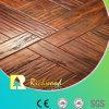 Plancher stratifié V-Grooved de texture de fibre de bois du ménage HDF AC3 HDF