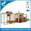 Pavage semi-automatique automatique/machine de fabrication de brique creuse bloc concret faisant la machine