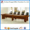 6개 발 최신 판매 고전적인 사무실 테이블 회의장 회의 테이블