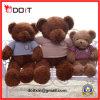 Urso enchido fábrica da peluche do luxuoso do brinquedo do luxuoso de China para o bebê