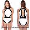 도매 최신 판매 새로운 피스 비키니 수영복 섹시한 폴리에스테 수영복