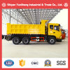 10t Double Axle 6 Wheel Dump Truck/10m3 Tipper Truck