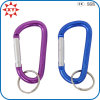 Wholesale Colorful Aluminum Climbing Carabiner Keychain