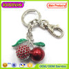 모조 다이아몬드 Cherry 3D Metal Keychain Custom Design Welcomed #15293