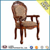 Hotel Restaurant Furnitureのための旧式なCarving Dining Banquet Chair