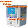 60 analisador da hematologia da amostra Ha6000 Cheio-Auto