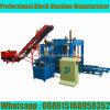 Halb automatischer Gehsteig-formenmaschinerie des Kleber-Qt4-18