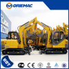 Marca de fábrica Xe60ca de XCMG mini excavador de la correa eslabonada de 6 toneladas