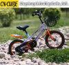 Enfants formant la bicyclette d'enfants de bicyclette