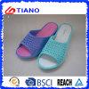 Chaussures de poussoir du PVC Deisgn 2016 des femmes neufs (TNK20223)