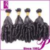 卸し売りマレーシアの毛100%加工されていないRemyの人間の毛髪のマレーシア人の毛