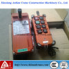 Single 또는 Double Speed Hoist Used Remote Control