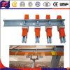 Het Unipole Gecombineerde Systeem van het Spoor van de Staaf van de Leider van het Aluminium Elektrische