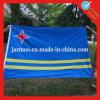 Drapeaux nationaux de la coupe du monde de taille 32 faits sur commande (JMZ)