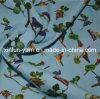 カーテンまたは服のためのポリエステルスパンデックスの伸縮織物