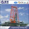 Grande diametro! Organizzazione della piattaforma di produzione Qj250-1