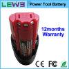 батарея електричюеского инструмента Li-иона для M12b2