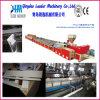 Ligne en plastique machine d'extrusion de profil de PVC d'UPVC