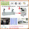 PVC/UPVC Vinylfenster, das Maschine, PVC-Plastikschweißgerät herstellt