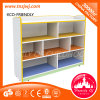 Cheap를 위한 상업적인 Kindergarten Three Layers Bookshelves