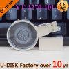 Presentes creativos do USB Pendrive do cristal da lupa/lente (YT-3270-10L)