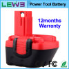 Батарея електричюеского инструмента Ni-MH для Bat043