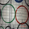 Binding Wire Wire Mesh Fenceのための工場PVC Wire