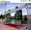Cartelera al aire libre P6 SMD de la pantalla de visualización de LED a todo color