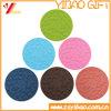 원형 실리콘 컵 매트 (YB-LY-CM-01)