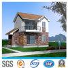 Casa prefabricada del chalet del diseño modular